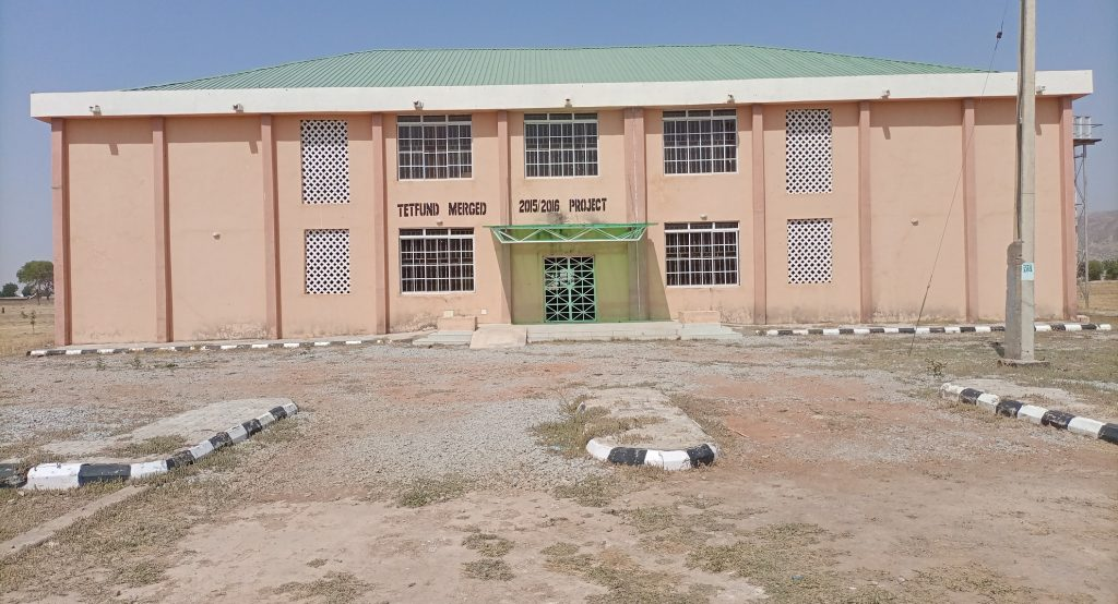 CONSTRUCTION OF 1 STOREY BLOCK OF LECTURE ROOMS WITH 4120 CAPACITY LECTURE ROOMS