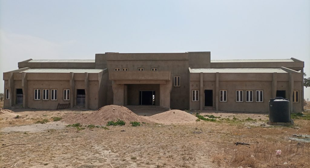 CONSTRUCTION OF FACULTY OF SOCIAL SCIENCES LOT 3A