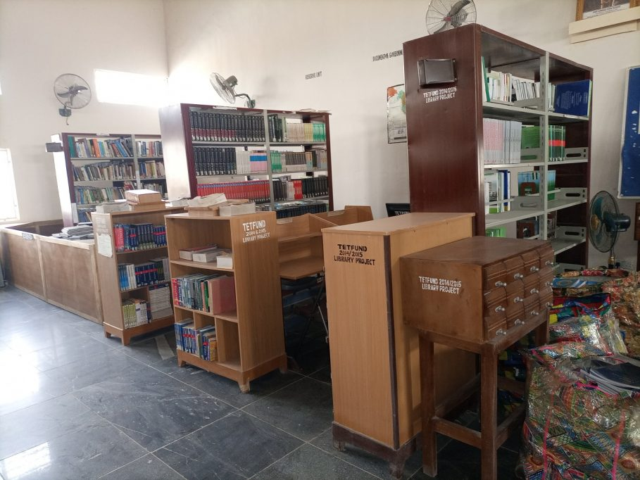 Printers & Refrigerators Machines for E-Library 2017 TetFund Interventions