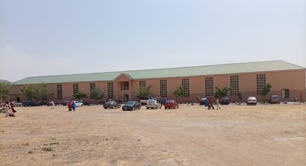 SCHOOL OF PREDEGREE AND OFFICES