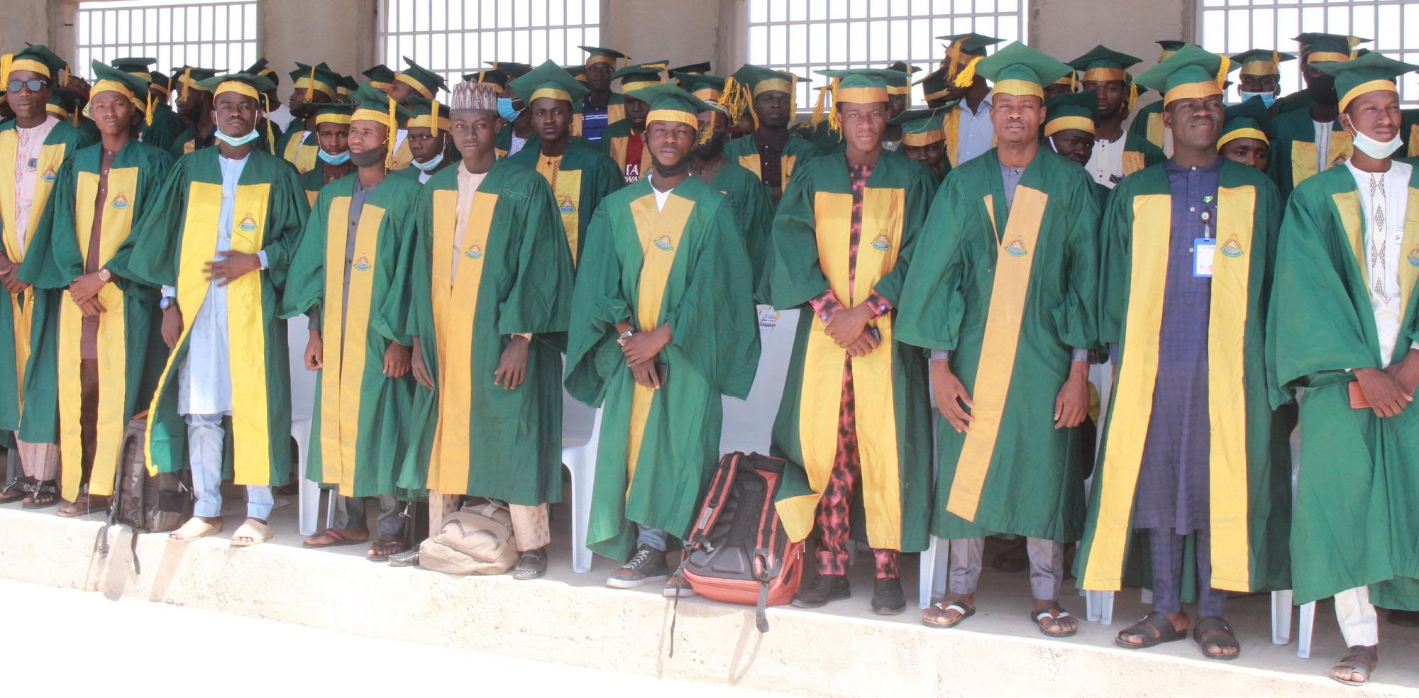 FUGUS Matriculates New Students